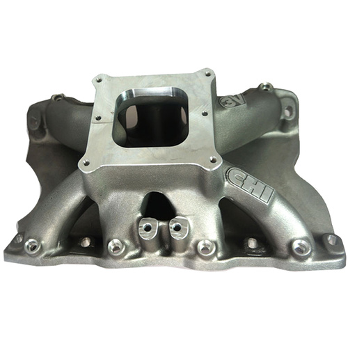 CHI Ford Cleveland 3V 185cc Intake Manifold- 4150 Carb, 9.2in. Cleveland Block