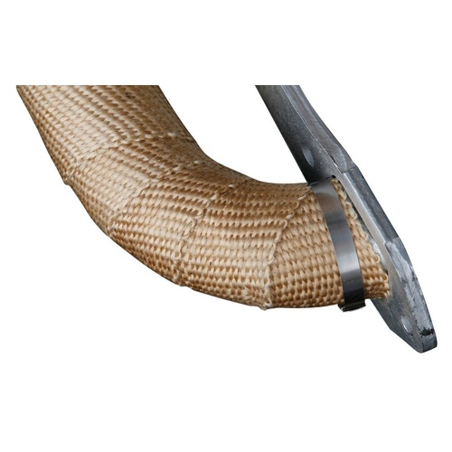 Heat Shield, Exhaust Header Insultherm wrap 25Ft (648C) Natural