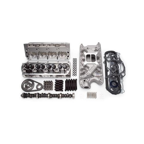 Top End Engine Kit, Power Package, Intake, Heads, Cam, Timing Chain, Head Bolts, AMC, 383 HP-487 TQ, Kit