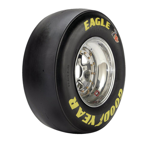 Drag Slick Tyre Pro Stock, Super Stock 33.0x17.0-15 D-4A