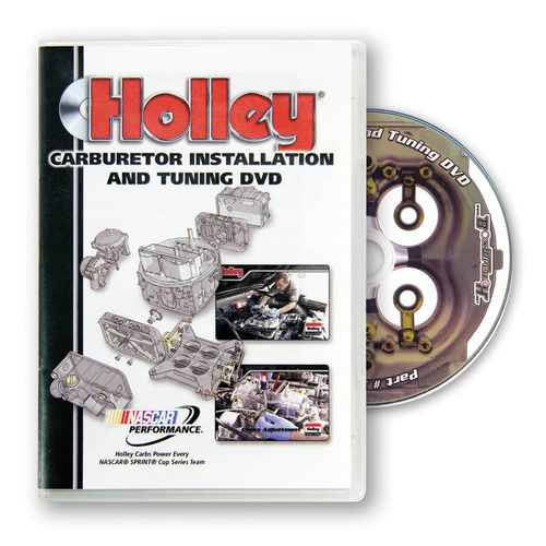 Dvd - Carb Installation - Plastic Case