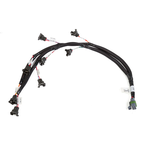 Fuel Injector System Wiring Harness, Replacement, Dominator EFI, HP EFI, Hemi, Bosch/Jetronic/EV1, Each