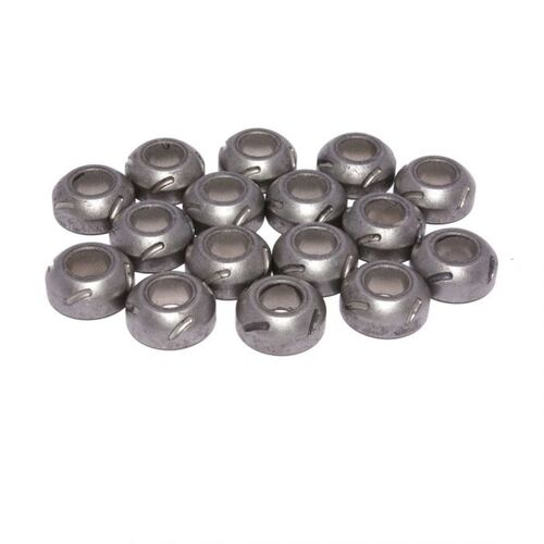 Pivot Ball Replacement, Rocker Arm Fastener, Polylocks, 7/16 in. Stud Dia., Set of 16