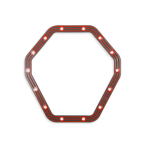 Gasket, Differential Cover, GM 10.5, 14 Bolt, Each