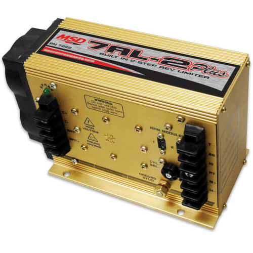 Ignition Box, 7AL-2 Plus, Analog, Capacitive Discharge, Universal, Electronic, Racing, V8, Each