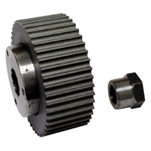 Belt Drive Front Pulley Kit Fits Bdl Softail & Dyna Drives 8mm, 45T, 1-5/8 in. Wide, 1 in. Offset