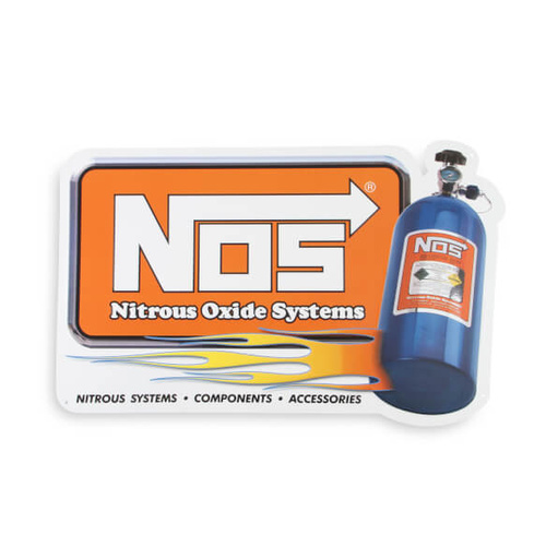 NOS Metal Sign - 24in. x 14in.