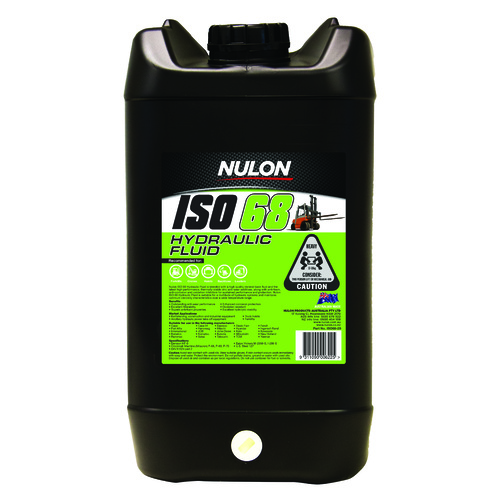 ISO 68 Hydraulic Fluid 20L, Each
