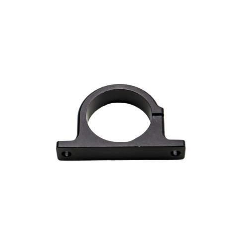 FPR Billet Fuel Filter Bracket for Turbosmart 1.75in. OD filters - Anodized Black