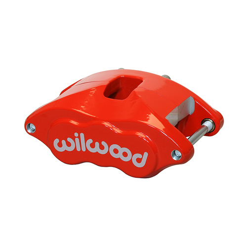 CALIPER, GM D52, 1.25, 1.00/1.04 ROTOR FLOATER, RED