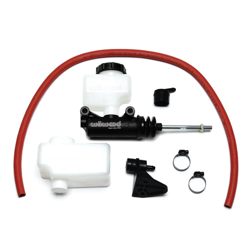 KIT, M/C, COMPACT REMOTE, SIDE MT, 1.12in. W/RESERVOIR