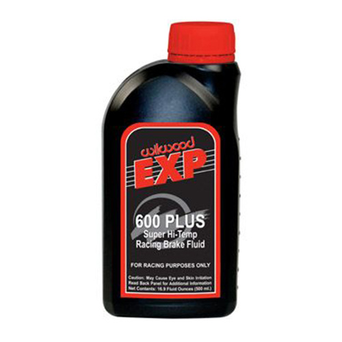 BRAKE FLUID, EXP600 PLUS, 6-PK